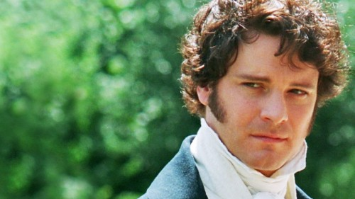 Oh Mr Darcy, you must stop undressing me with your eyes!