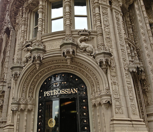 Petrossian Building NYC