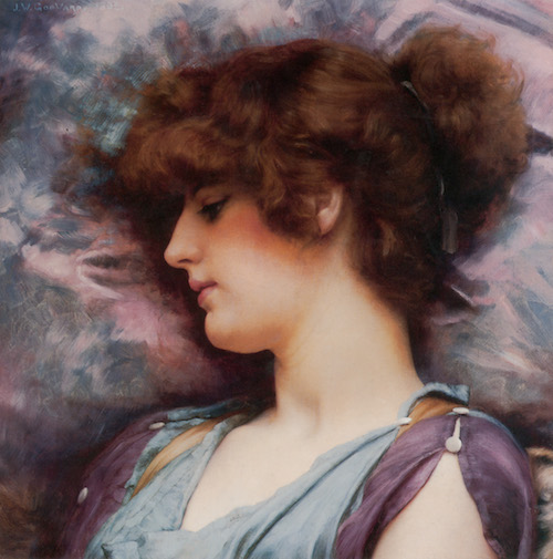John_William_Godward_-_Far_Away_Thoughts