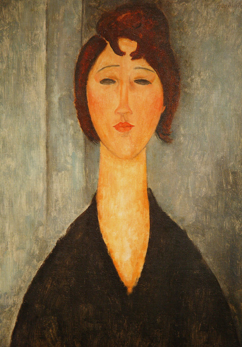 Portrait_of_a_Young_Woman,_Amedeo_Modigliani,_1918,_New_Orleans_Museum_of_Art
